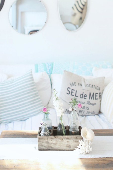 beach cottage decor