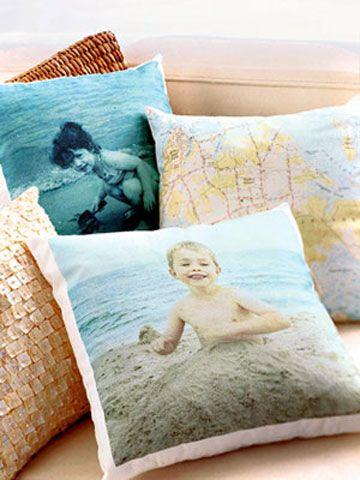 diy beach pillows
