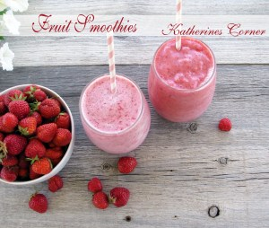 strawberry smoothies low fat recipe
