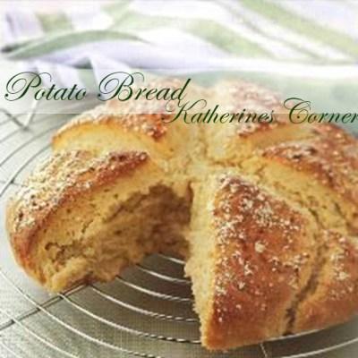 Meals On Monday Potato Bread