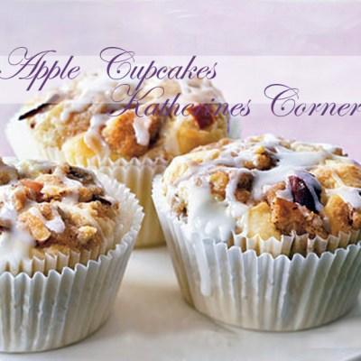 Meatless Monday Apple Cupcakes Recipe