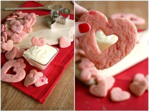cherry cookies by jen