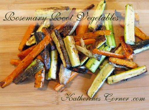 grilled rosemary root vegetables katherine corner