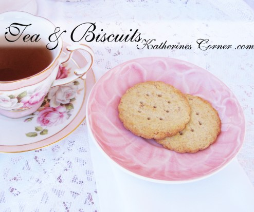tea and biscuits katherines corner