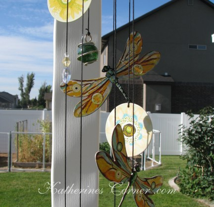 dragonfly windchimes