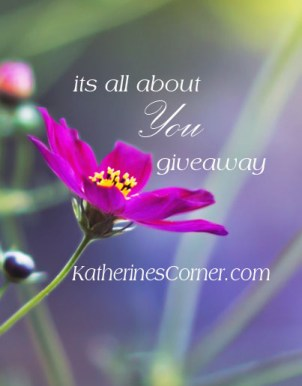 its all about you giveaway