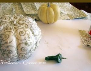 modge podge pumpkin