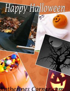 halloween collage katherines corner