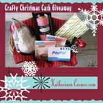 Crafty Christmas Cash Giveaway button