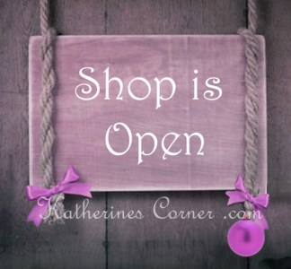 shop sign katherines corner