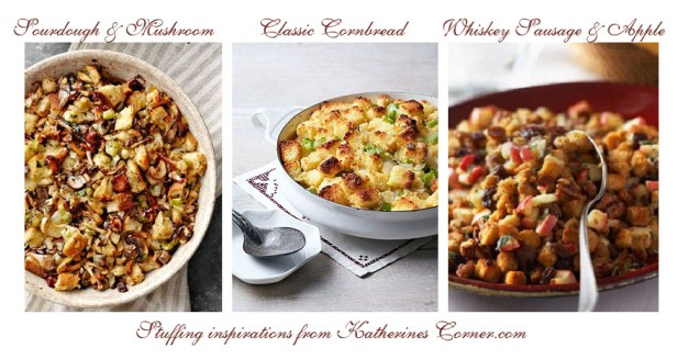 stuffing recipes katherines corner