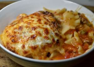 lasagna chili