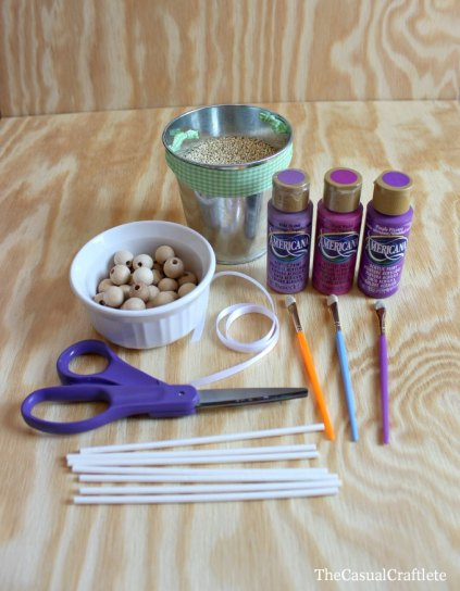 painted bracelet supplies