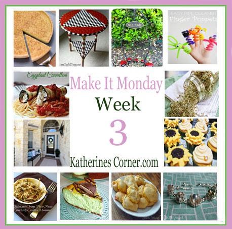 make it monday week three