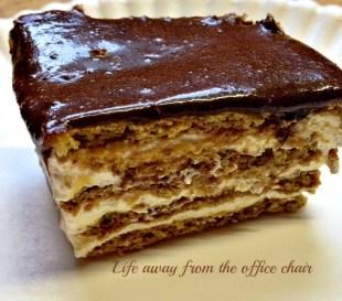 skinny eclair cake