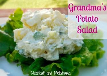 grandmas potato salad