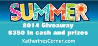 summer 2014 giveaway