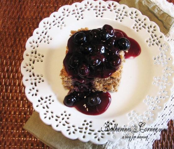 migraine safe dessert