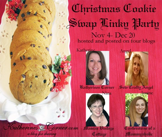 christmas cookie swap linky hostesses