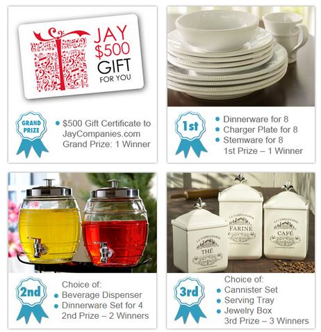fall spectacular giveawayprizes