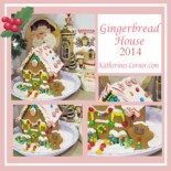 gingerbread house tour 2014