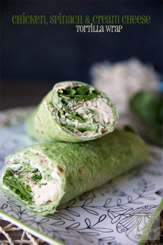 Chicken-Tortilla-Wrap