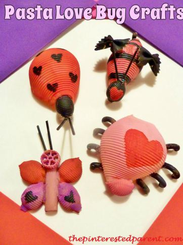 childrens valentine crafts