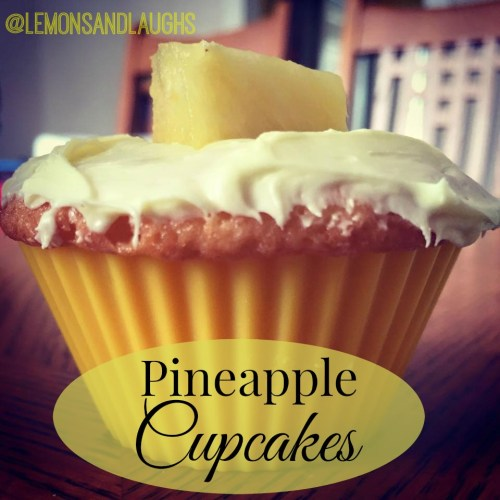 pineapple-cupcake