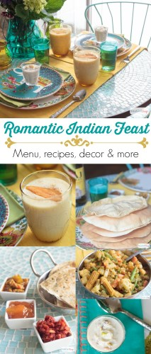 romantic-indian-feast