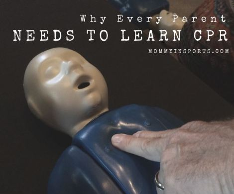 every parent needs to know CPR