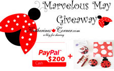 marvelous may giveaway sidebar button