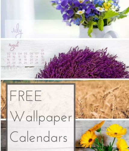 free desktop wallpaper calendars