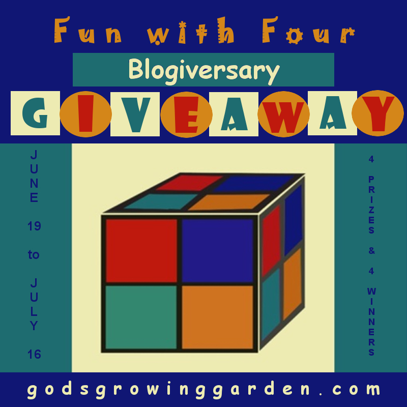 Just For Fun Twitter Giveaway By: Fun With Four Giveaway
