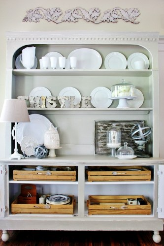 kitchen organization diy