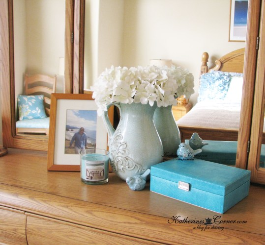 decorating with precious mementos katherines corner