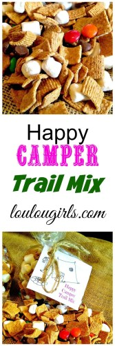 happy camper trail mix