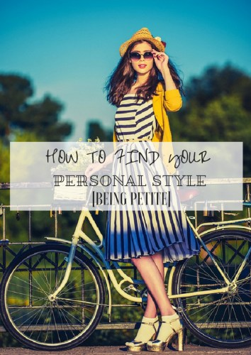 how to find your personal style for petites