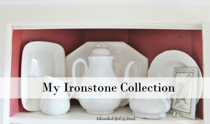 vintage-ironstone-collection
