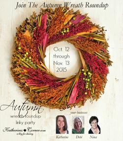 autumn wreath roundup