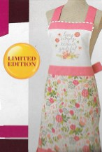 win a limited edition live simply apron when you join the annual holiday cookie linky party