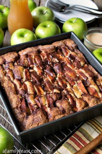 apple cidere cake