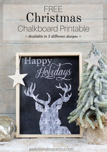 holiday printables