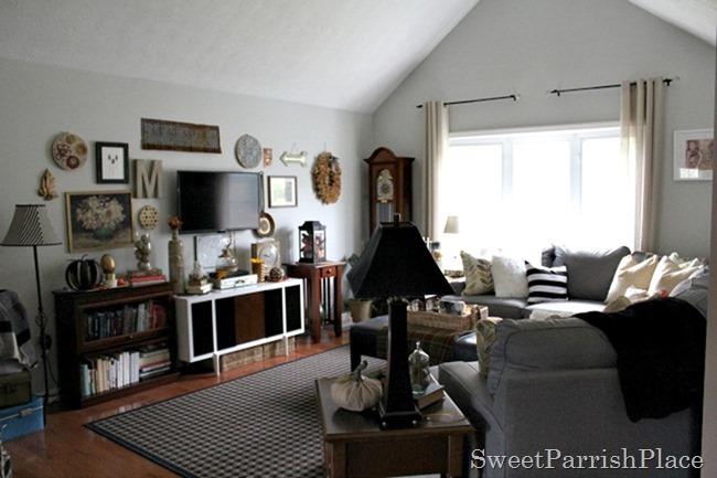 living room makeover