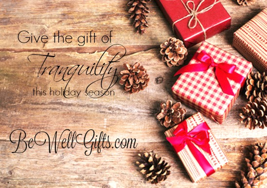 the gift of tranquility