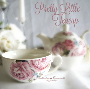 pretty little teacup