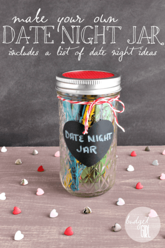 cute mason jar date night ideas