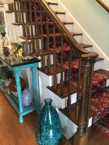 diy how to add style to your stairway