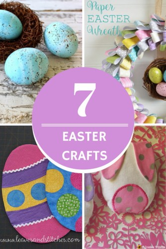 7 great Easter Crafts