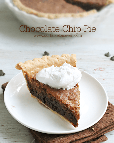 20 chocolate chips recipes