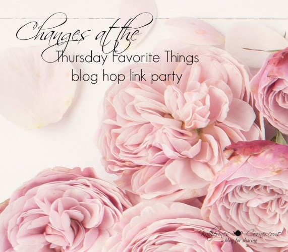 poular blogger thursday favorite things link party